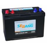 аккумулятор 95 SEBANG MARINE 27DCM-640 п/п