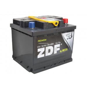 аккумулятор 50 ZDF Premium о/п