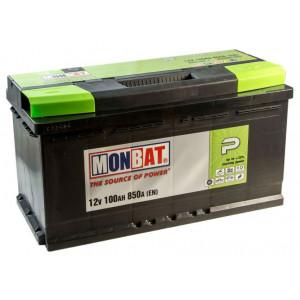 аккумулятор 100 MONBAT PREMIUM SMF P A90L5XO_1 пп