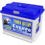 аккумулятор TYUMEN BATTERY Сибирь Magic EVE  60  п/п