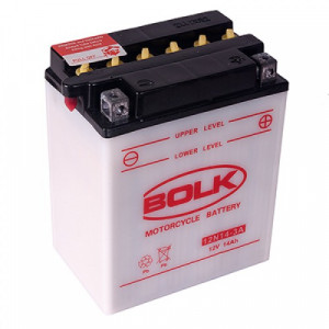 Аккумулятор 12V14Ah Мото BOLK 514011-12N14-3A сух