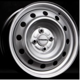 Диск штампованный 5.5x13 4x100 et36 d60.1 52A36C Renault Silver TREBL