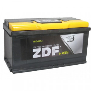 аккумулятор 100 ZDF Premium п/п
