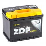 аккумулятор 65 ZDF Premium п/п
