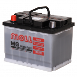 аккумулятор 62 MOLL MG Standard L пр