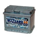 аккумулятор 60 BLIZZARD L п/п