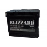аккумулятор 60 BLIZZARD A3 R+ о/п