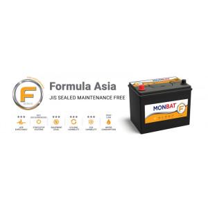 аккумулятор 100 MONBAT FORMULA SMF JIS азия F JIS G78J0X0_1 B1 пп
