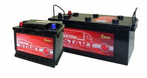 аккумулятор 135 EXTRA START N L+ (А) п/п