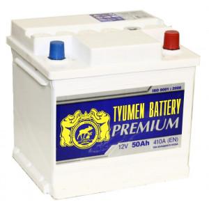 аккумулятор 50 TYUMEN BATTERY Premium о/п