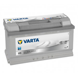 аккумулятор 100 VARTA Silver dynamic 600 402 083 о/п