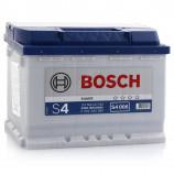 аккумулятор 60 BOSCH S4 560 127 054