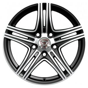 Диск литой 6.5x15 4x100 et50 d60.1 F-6 GMF NZ Wheels