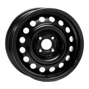 Диск штампованный 5.5x14 4x100 et45 d56.6 Chevrolet Aveo черн черный КрКЗ