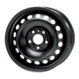 Диск штампованный 6.0x15 5x110 et49 d56.6 Opel Vectra черный КрКЗ