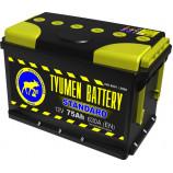 аккумулятор 75 TYUMEN BATTERY Standard  п/п
