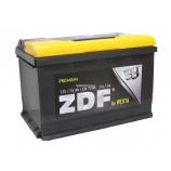 аккумулятор 74 ZDF Premium п/п