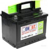 аккумулятор 60 MONBAT PREMIUM P А66L2X0_1 пп 242*175*190