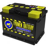 аккумулятор 58 TYUMEN BATTERY Standard п/п
