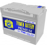 аккумулятор 77 TYUMEN BATTERY Premium п/п