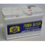 аккумулятор 77 TYUMEN BATTERY Premium о/п