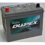 аккумулятор 80 DUPEX Silver+ LX90D26R