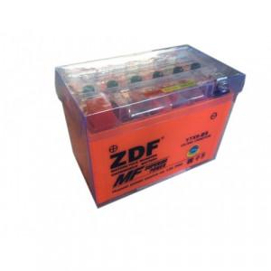 аккумулятор 12V9Ah Мото ZDF GEL Orange 1209 п/п YTX9-BS 152х88х106/120 EN