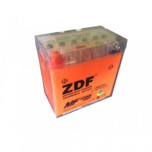 аккумулятор 12V10Ah Мото ZDF GEL Orange 1210 п/п 12N9-BS 136х76х134/85 EN