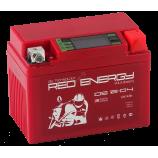 аккумулятор 12V4Ah Мото Red Energy DS 12-04 о/п (YB4L-B, YB4L-A, YTX4L-BS) 114х70х87/60 EN
