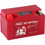 Аккумулятор 12V7Ah Мото Red Energy DS 12-07 п/п (YTX7A-BS) 150х86х94/110 EN