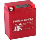Аккумулятор 12V7Ah Мото Red Energy DS 12-07.1 о/п (YTX7L-BS) 114х70х132/110 EN