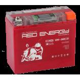 Аккумулятор 12V20Ah Мото Red Energy DS 12-201 о/п (YTX20L-BS, YTX20HL-BS, YB16L-B, YB18L-A) 177x88x154/285 EN