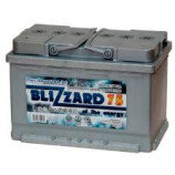 аккумулятор 75 BLIZZARD R о/п