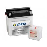 аккумулятор 12V16Ah Мото VARTA FP 516 015 016 A514 160х90х161/200 EN