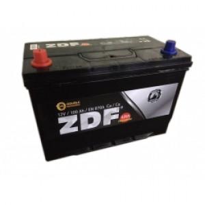 аккумулятор 100 ZDF Premium ASIA п/п