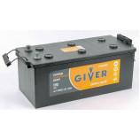 Аккумулятор GIVER HYBRID 6СТ - 190 евро конус