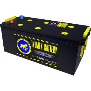 аккумулятор 132 TYUMEN BATTERY Standard о/п