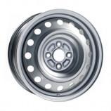 Диск штампованный 6.0x15 4x114.3 et44 d56.6 64E44Z (UZB)Lacetti Silver