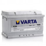 аккумулятор 74 VARTA Silver dynamic 574 402 075 о/п