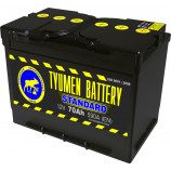 аккумулятор 70 TYUMEN BATTERY Standard о/п