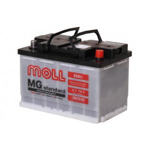 аккумулятор 80 MOLL MG Standard R о/п