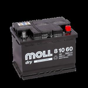 аккумулятор 60 MOLL AGM R