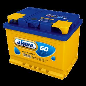 аккумулятор 60 Аком VL п/п