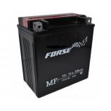 Аккумулятор 12V14Ah Мото FORSE MF YTX16-BS