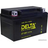 12V7Ah Мото Delta 75A L+