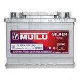 аккумулятор 60 MUTLU CALCIUM SILVER п/п