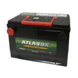 аккумулятор 85 ATLAS MF 78-750  бок. клеммы 260*172*180