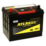 аккумулятор 72 ATLAS BX SMF MF90D26R (57024) п/п