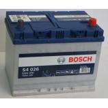 аккумулятор 70 BOSCH S4 570 412 063