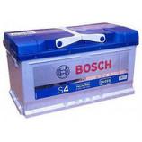 аккумулятор 80 BOSCH S4 580 406 074